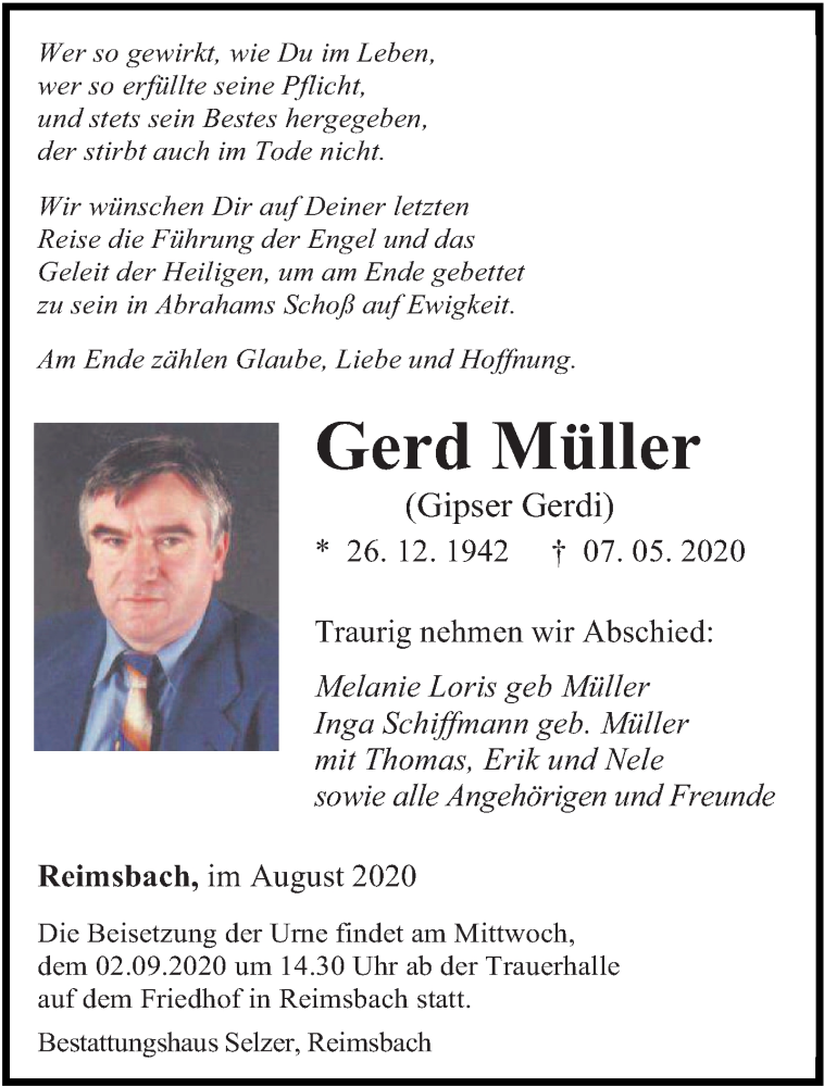 Trauer Online Saarbrücker Zeitung